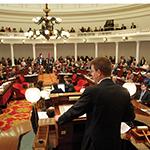 Lawmakers return