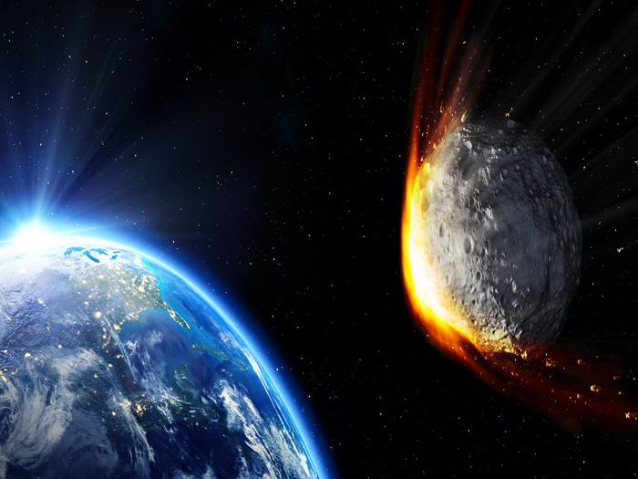 An Asteroid Just Whizzed by Earth: Here's What Would ...